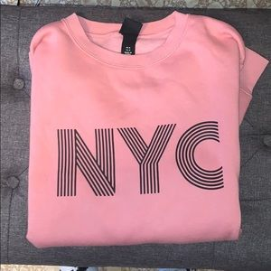 NYC CREWNECK